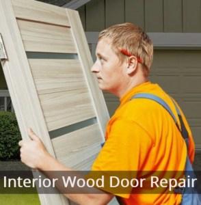 Interior Wood Door Repair