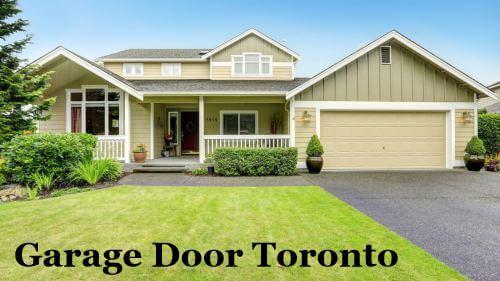 Garage Door Torono